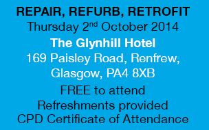 Repair, Refurb, Retrofit Glasgow